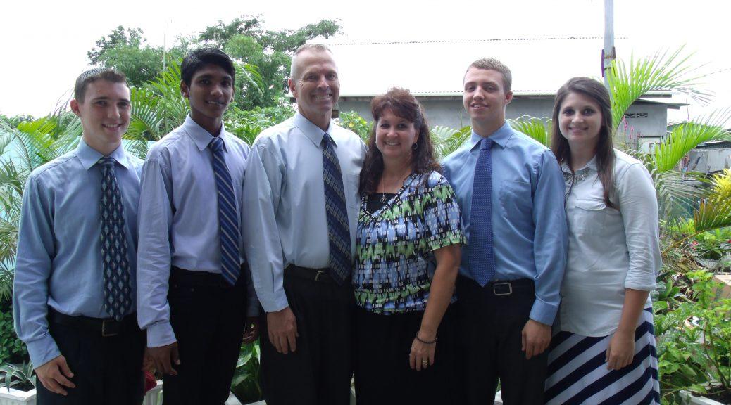 guyana baptist ministries